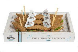 לחם בריאות במגוון מילויים