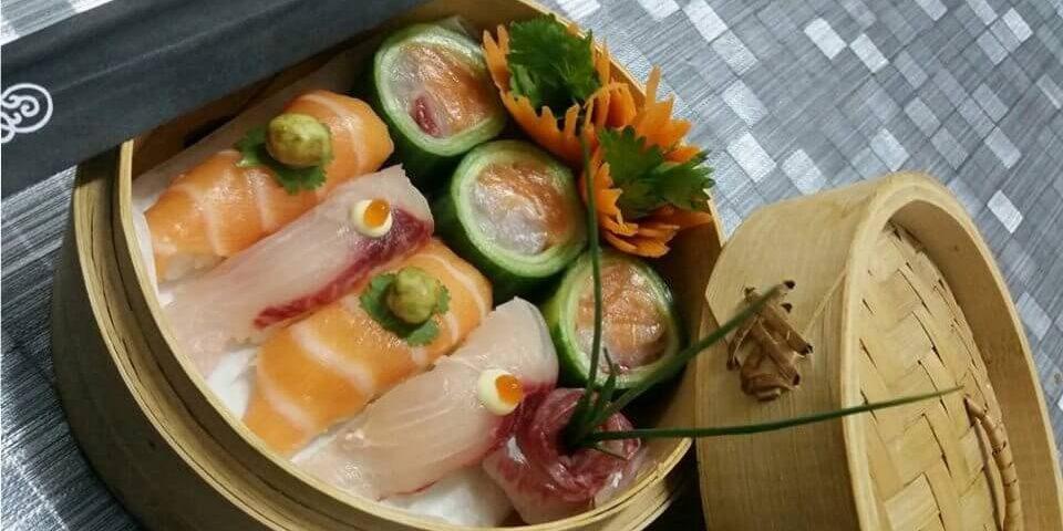 ניגירי סושי לאירועים - נויה סושי