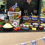דוכן מזון ישראלי